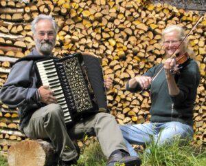 Helga en Rudy in Zweden